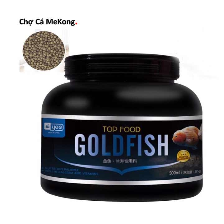 Thức ăn cho cá vàng